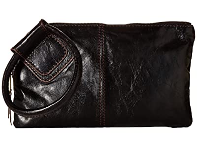 Hobo Sable (Black) Clutch Handbags