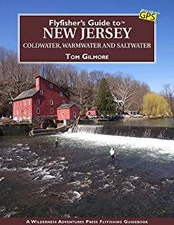 Flyfisher's Guide to New Jersey: Coldwater, Warmwater and Saltwater