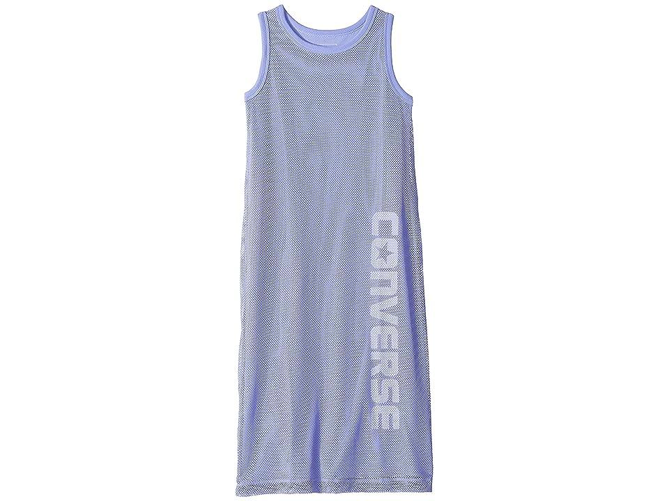Converse Kids Mesh Tank Dress (Big Kids) (Twilight Pulse) Girl