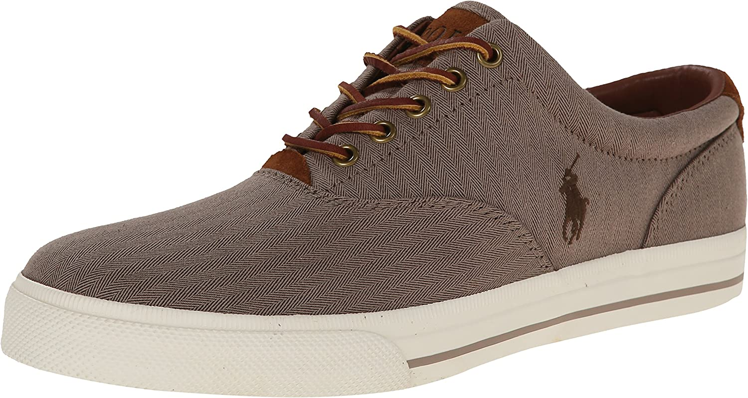 Polo Ralph Lauren Mens Vaughn Fashion Sneaker