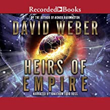 Heirs of Empire: Dahak, Book 3