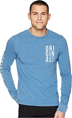 Original Penguin - Long Sleeve Original T-Shirt