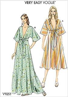 Best vogue kimono dress pattern Reviews