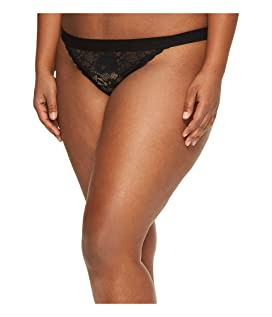 Extended Size Never Say Never G-String