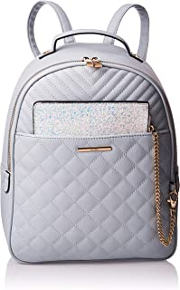 Aldo Fashion Backpack for Women, Polyurethane, Green - aURICELLE47