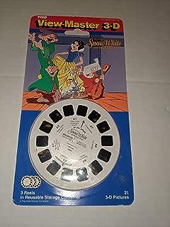 Disney Classics - Walt Disney's Snow White and the Seven Dwartfs - 3 Reels on Card - NEW