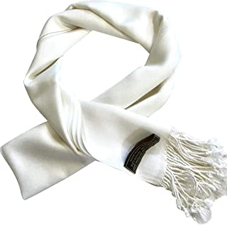 CJ Apparel Men's Solid Colour Design Fashion Knitted Scarf Seconds Scarves Fall/Winter NEW