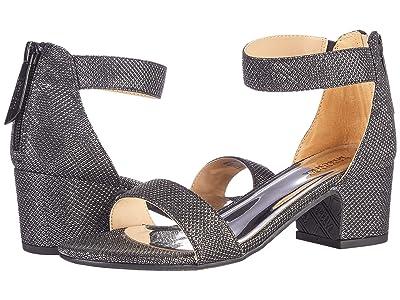 Badgley Mischka Kids Pernia Velma (Little Kid/Big Kid) (Black) Girls Shoes