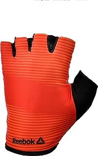 Reebok Men's Training Gloves-Black, Large