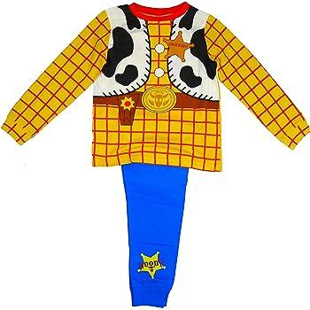 4 ans Garçons Toy Story Shortie Pyjamas 12 Mois