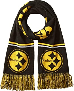 Pittsburgh Steelers 2015 Plaid Pashmina Scarf