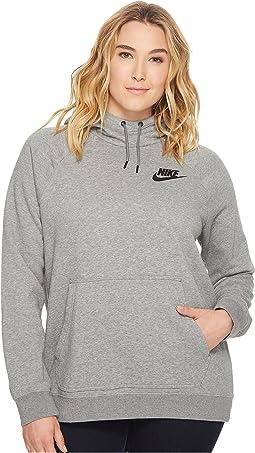 Nike - Sportswear Rally Pullover Hoodie (Size 1X-3X)