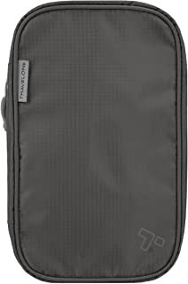 Travelon Compact Hanging Toiletry Kit, Charcoal, One Size