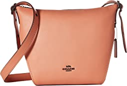 Small Dufflette in Natural Calf Leather