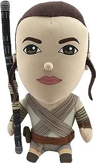 "Underground Toys Star Wars E7  9"" Talking Plush -  Rey"