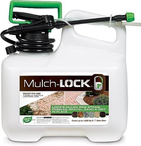 MulchLock hg-160001de Mulch-Lock, 1.5-Gallon