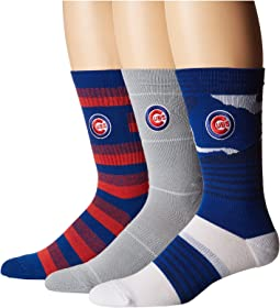 Cubs Club 3-Pack