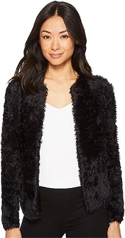 Calvin Klein - Furry Open Cardigan