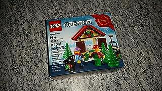 Lego Creator 40082 Christmas Scene Set 2013 Limited Edition (115 pieces)