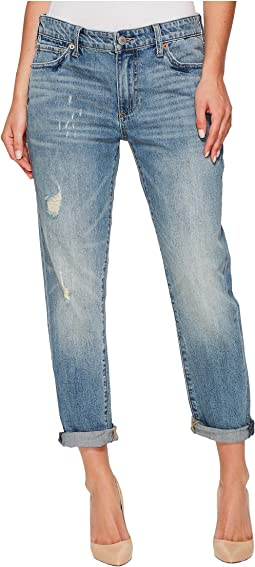 Sienna Slim Boyfriend Jeans in Native