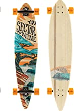 Best sector 9 longboards bamboo Reviews