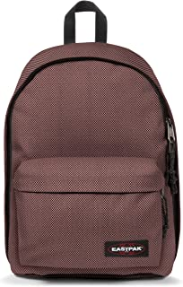 Eastpak Out Of Office Zaino, 44 Cm, 27 L, Rosa (Meshknit Pink)