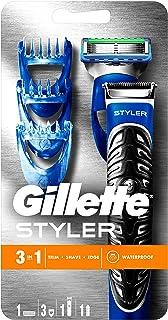 Gillette Fusion ProGlide Styler Multiusos: Maquinilla De