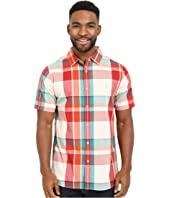 The North Face - Short Sleeve Exploded Plaid Shirt