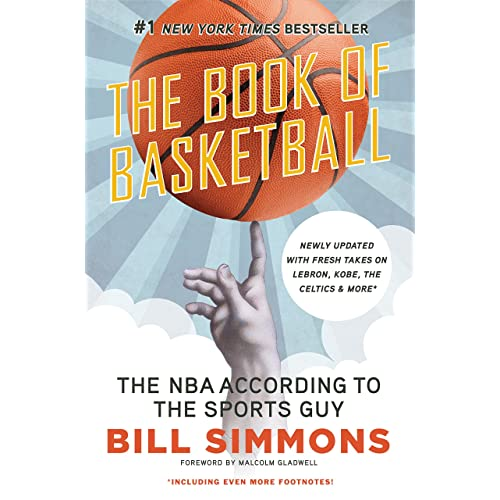 61f07c19c370 Amazon.com  The Book of Basketball  The NBA According to The Sports ...