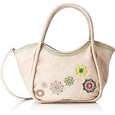 Desigual 2 in 1 Handtasche Schultertasche Shopper Bols Carlina Rottum 21SAXPCM