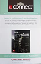 Connect Access Code for Statics and Mechanics of Materials