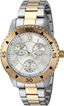 Invicta Women's 21770 Angel Analog Display Quartz Two Tone Watch