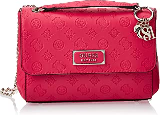 Guess Womens Cross-Body Handbag, Pink - SG766221