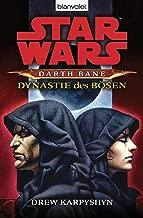 Star Wars Darth Bane 3: Dynastie des Bösen (German Edition)