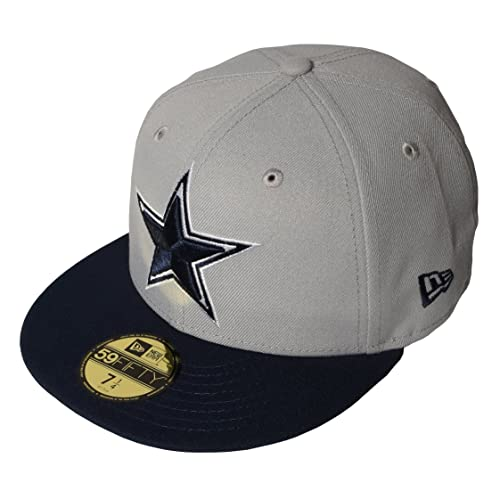 6e761b674 New Era Dallas Cowboys Omaha II 59Fifty Fitted Hat