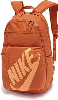 Nike Unisex-Adult Backpack, Orange - NKBA5381