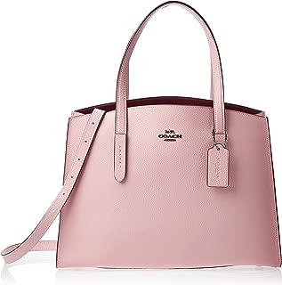 Coach Shoulder Bag for Women- Pink