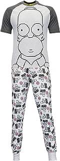 The Simpsons Mens Homer Simpson Pyjamas