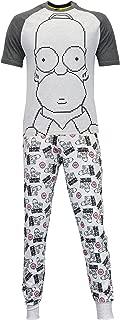 The Simpsons Mens' Homer Simpson Pajamas
