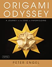 Origami Odyssey: A Journey to the Edge of Paperfolding: Includes Origami Book with 21 Original Projects & Instructional DVD