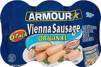 Best vienna sausage armour Reviews