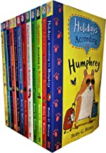 According to Humphrey the Hamster Series Collection 12 Books Set