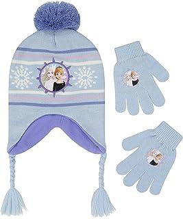 Winter Hat, Kids Gloves Or Toddlers Mittens, Frozen Elsa...