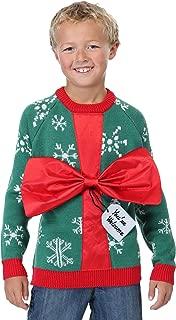 Kid's Present Ugly Christmas Sweater