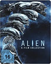 Alien 1-6: Steelbook [Alemania]