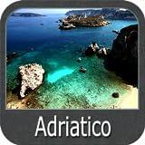 adriatico gps carte nautiche