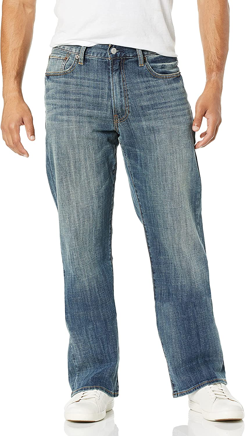 Lucky Brand Men's Year-end gift 181 Relaxed Straight Manufacturer direct delivery Jean