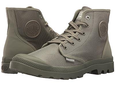 Palladium Mono Chrome II (Vetiver) Athletic Shoes