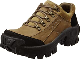 Weinbrenner Men's Leather Trekking and Hiking Boots