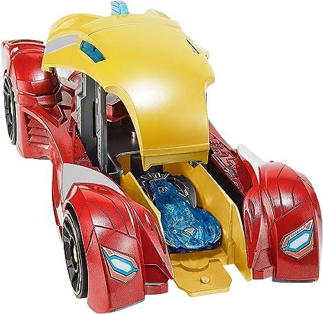 AVENGERS HULK IRON MAN AUTO Spielzeugautos Reibungsbetriebe Modell